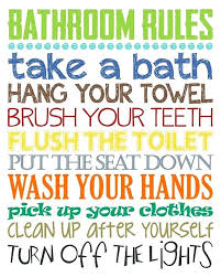 bathroom rules for kids. Brilliant Rules Bathroom Rules For Kids Boys Decor By  Design App Android   Throughout Bathroom Rules For Kids O