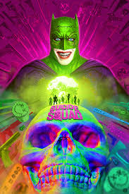 the poster posse gets damaged in part 3 of our tribute to warner suicide squad poster posse john aslarona batman joker