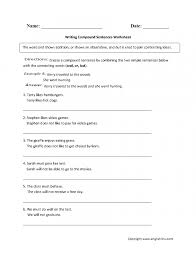 Kids. language arts activities for 5th grade: Subject And ...
