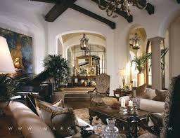 Tuscan Inspired Living Room Custom Decorating Ideas