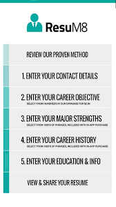 Pro Resume Writing & Editing- screenshot