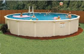 picture of century above ground pool packages