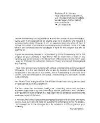 Sample Recommendation Letter For Student From Employer Recommendation For An Outstanding Student Teacher Sample