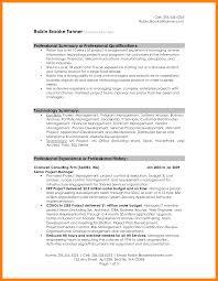 7 Professional Summary For Resume Doctors Signature