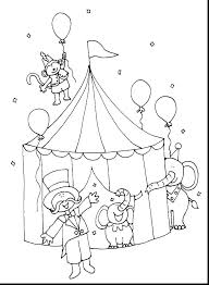 carnival themed coloring sheets water pages g page preschool