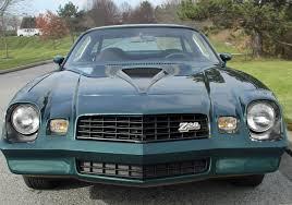 1978 Chevrolet Camaro Z28 350 cu V8 185 hp 4-speed [SOLD ...