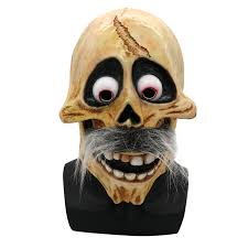 Movie Devil CoCo Hector Grandpa Cosplay Party Mask Scary Halloween Skull  Latex Mask Full Head Helmet Ball Props Costume|Boys Costume Accessories| -  AliExpress