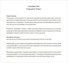 consultant proposal template sample consulting proposal template under fontanacountryinn com