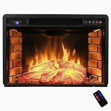 onyx electric fireplace authentic 28 freestanding electric fireplace insert heater in black with