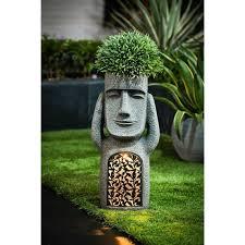 piece garden solar statues set u37