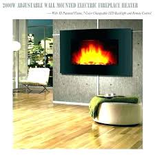 small electric fireplace heater technology intended wall mount heaters corner