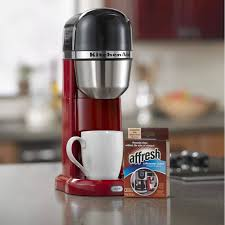 kitchenaid personal coffee maker red 5kcm0402ber ecook