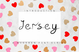 Number fonts number 0 number stencils free stencils number tattoos free printable numbers stress factors all silhouettes background images for editing. Jersey Font By Giatstudios Creative Fabrica