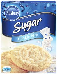 No measuring or mixing required with quick and easy pillsbury cookie dough. Sugar Cookie Mix Pillsbury Baking Only Sugar Cookie Mix I Ve Found That Actually Stays The Cookie Cutter Sugar Cookie Mix Pillsbury Sugar Cookies Cookie Mix