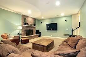 Basement Living Room Ideas Best Decoration