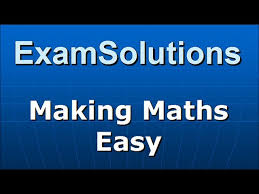 quadratic equations solution by factorising examsolutions maths revision