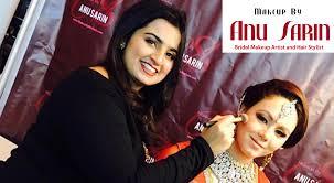makeup by anu sarin beautician in
