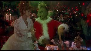 christine baranski grinch. Exellent Christine Jim Carrey And Christine Baranski In How The Grinch Stole Christmas 2000 Intended T