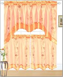 Yellow And Red Kitchen Curtains Modern Red Jcpenney Kitchen Curtains Charming Polyester Curtains