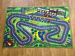 track rug car track rug car rug for kids track rug kids car road track children play
