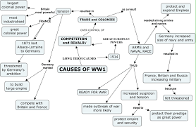 sample short term causes of world war one long term causes of ww1 da1 serbia
