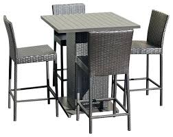 outdoor pub table and chairs 5 piece outdoor pub table set with bar stools outdoor bistro table and chairs ikea