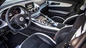 Mercedes S-Class Coupe interior by Prior Design | Motor1.com Photos