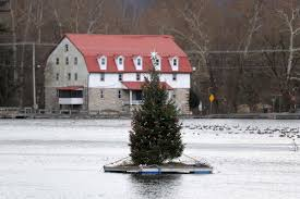 Boiling Springs Pa Christmas Tree Lighting Ask Answered Will The Christmas Tree Float In Boiling