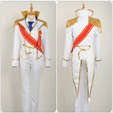 Who Designed Prince S Clothes Prince White Army Clothes Costume Play Clothes Cosplay Of Dream Kingdom And 100 People Who Can Sleep