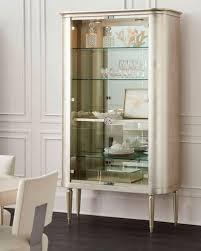 glass cabinet neiman marcus