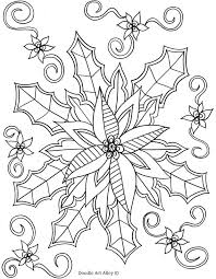 Small Picture Winter Coloring pages Doodle Art Alley