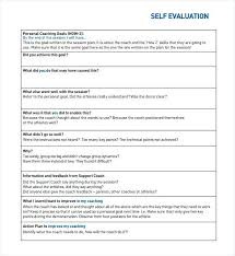 Simple Appraisal Form Delectable Employee Skills Assessment Template 48 Self Assessment Samples Sample