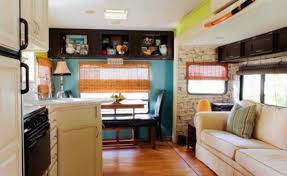 RV Interior Design Floors