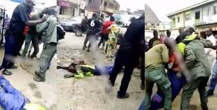 Security Personnel Security Personnel Beat Oride Operator To Death For