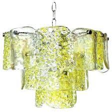 beveled glass chandelier panel makeover panels