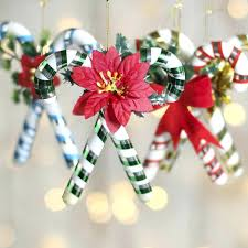 Large Candy Cane Decorations Candy Cane Decorations For Christmas Trees Large Outdoor S 61