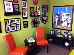 beamsderfer bright green office. brighten office mood with bright colors blog sundanceblog colorful picture filled entry fedex design beamsderfer green