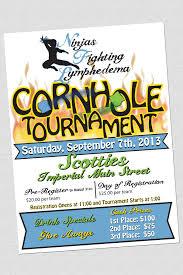 cornhole fundraiser tour nt flyer ninjas fighting lymphedema cornhole fundraiser tour nt flyer ninjas fighting lymphedema