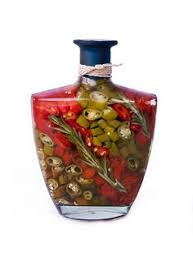 Decorative Pepper Bottles chili infused vinegar bottles Google Search Love These 41