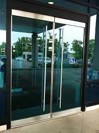frameless glass entrance doors google