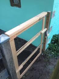Gartentor In 60 Minuten Bauen Der Kellerwerker