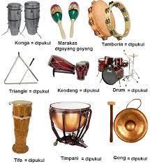 Berikut adalah contoh alat musik tak bernada 1. Alat Musik Yang Tidak Memiliki Nada Disebut Alat Musik Brainly Co Id