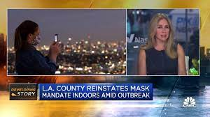 Los Angeles County reinstates mask ...