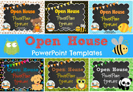 Open House Powerpoint Pre K Classroom Parent Open House