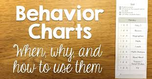 Conduct Chart Printable Behavior Charts When Why And How To Use Them Freebie