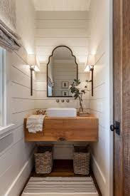 Vintage Farmhouse Bathrooms