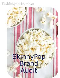 Skinnypop Brand Audit