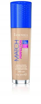 match perfection foundation