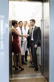 people inside elevator. doctors and business people in elevator stock photo - premium royalty-free, code: inside 7
