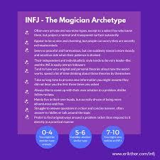 infj personality infj the magician archetype erik thor
